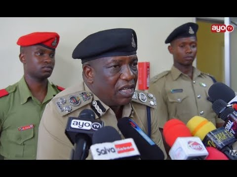 LIVE: Kutoka Jeshi la polisi kanda maalumu Dar es salaam muda huu