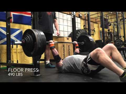 Floor Press vs Bench Press - Which One Should You Be Doing
