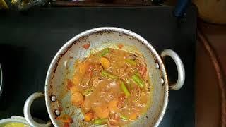 Sambar Recipe   Quick recipes   சாம்பார் சமையல் குறிப்பு   புழி சேர்த்து சாம்பார்