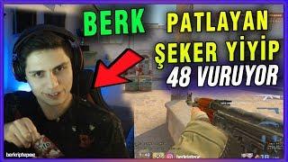 BERK RİP TEPE ŞEKER ATIP PATLIYOR 48 VURUYOR