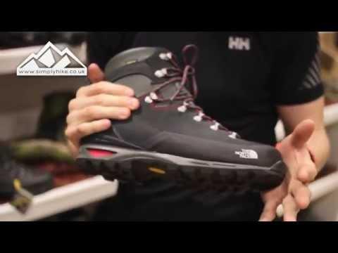 przedstawianie Darmowa dostawa specjalne do butów The North Face Mens Verbera Backpacker GTX Walking Boots ...