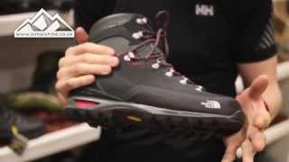 The North Face Mens Verbera Backpacker GTX Walking Boots - www.simplyhike.co.uk