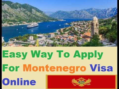 Montenegro : How To Apply