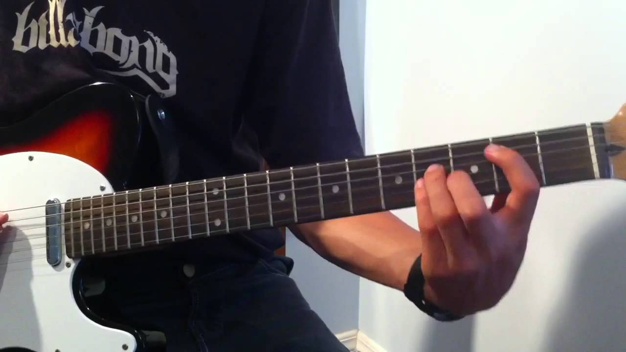 Teenage Dirtbag Guitar Lesson Wheatus Youtube