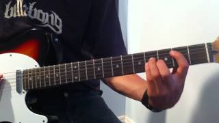 Teenage Dirtbag - Guitar Lesson - Wheatus