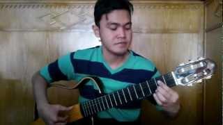 (Ruth Sahanaya) Keliru - Classical Guitar ~ Daniel Asbun