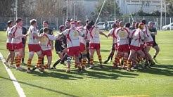 Rugby Réserve Honneur US Mourillon vs Saint Saturnin les Avignon Générale Toulon Live TV Sports 2017