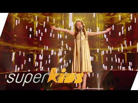 11yrs old stunning soprano! | Superkids