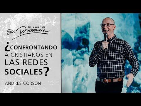 ¿Confrontando a cristianos en las redes sociales? - Andrés Corson | Prédicas Cortas #63