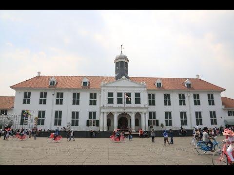 Museum Sejarah, Kota Tua, Fatahilla, Jakarta