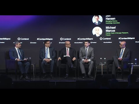 Trends in Alternative Investing - Context Leadership Day 2019