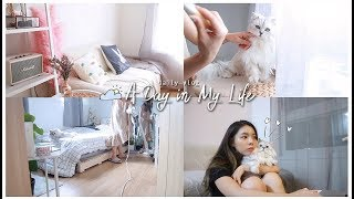 A DAY IN MY LIFE ☀️ AUGUST VLOG | Erna Limdaugh