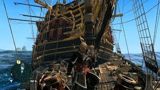 Assassin's Creed 4 Ghost Ship Bug/Glitch