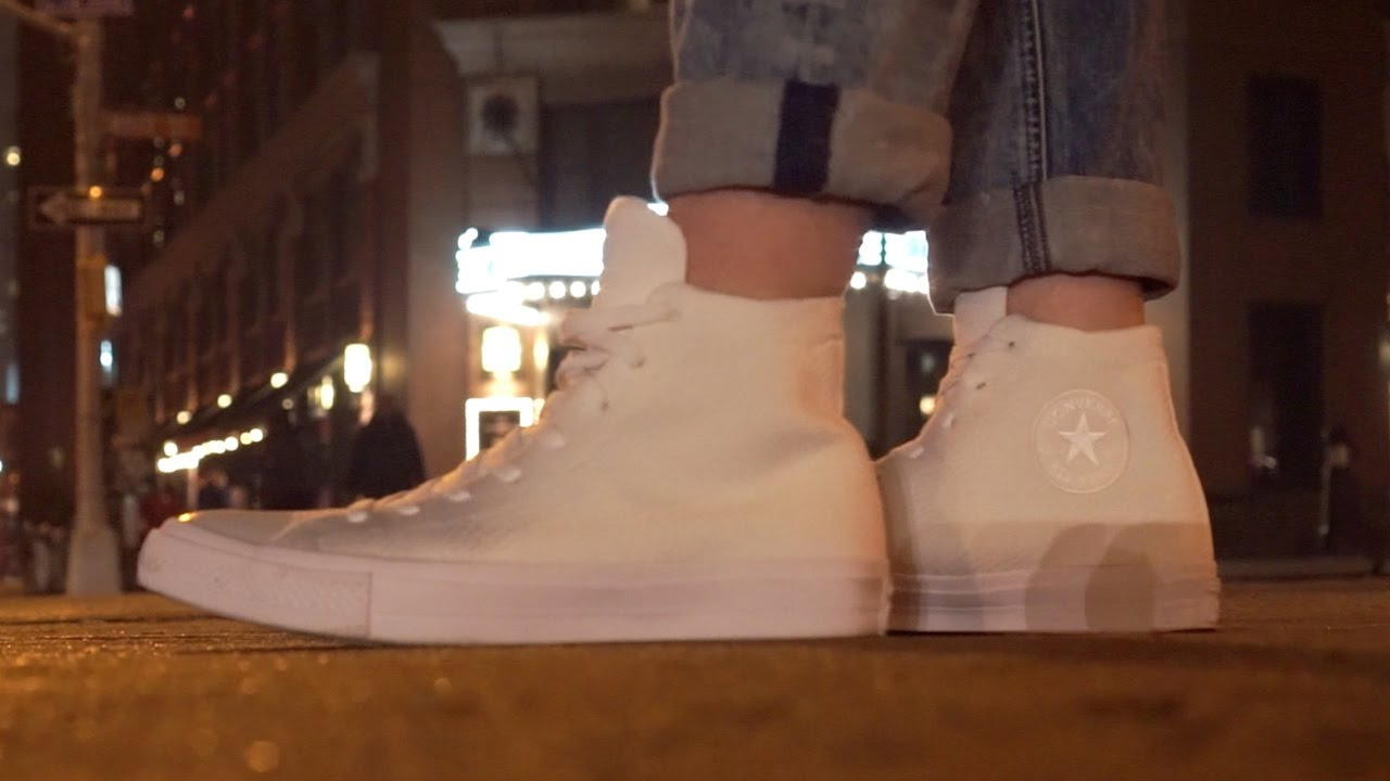 REVIEW + ON FEET   Converse Chuck Taylor 2 FLYKNIT - YouTube f5105a34b