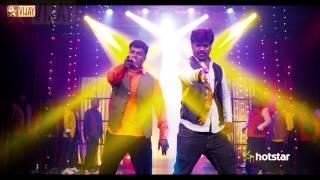 Vijay Television Awards 2105 | Premiere Song youtube video