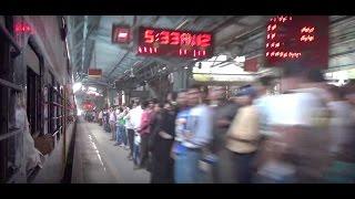 Mumbai Pune Superfast Deccan Queen Terrorizing Dadar, Matunga & Sion Stations - 5Kms in Just 3.5Mins