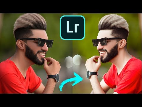 Lightroom Mobile Editing | White & Shine Face Preset Free Download Png