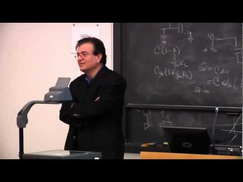 Mercouri Kanatzidis, Nanostructured Thermoelectrics