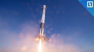 SpaceX запускает космический корабль на МКС