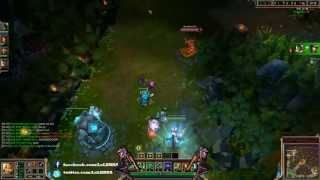 BestRivenNA plays Riven vs Udyr top lane