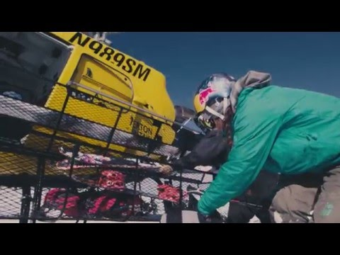 Michelle Parker skis Silverton Mountain with MSP Films January 2015
