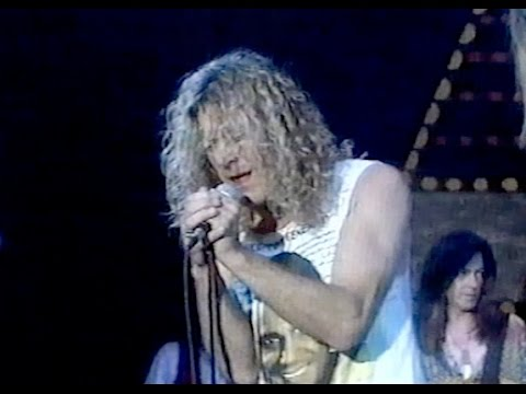 Robert Plant Live in Montreux 1993 (You Shook Me)