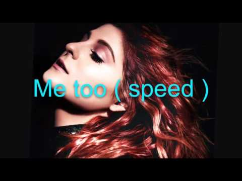 Me too ( speed )