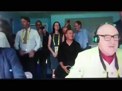Henry Blofeld ends his final stint on commentary for Test Match special