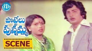 Pottelu Punnamma Movie Scenes - Mohan Babu Cheats Jayamalini || Murali Mohan || Rao Gopal Rao
