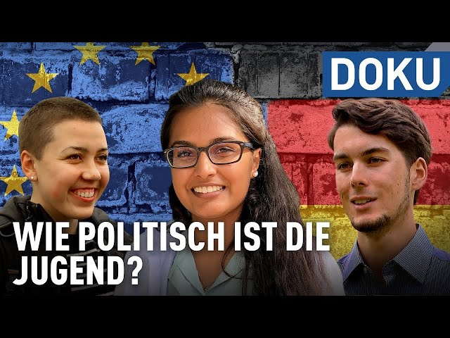 Generation Z –  Wie politisch ist die Jugend? | doku