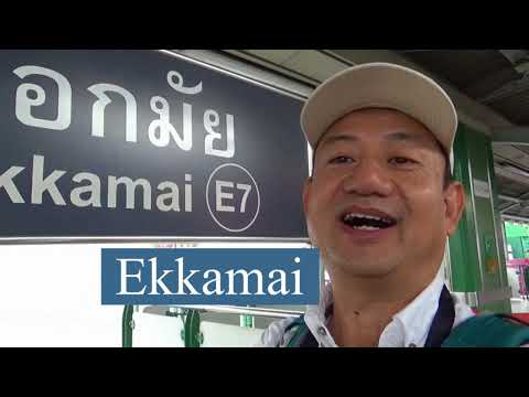 3 USD Bus Bangkok to Pattaya