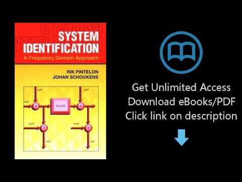 Download System Identification: A Frequency Domain Approach PDF