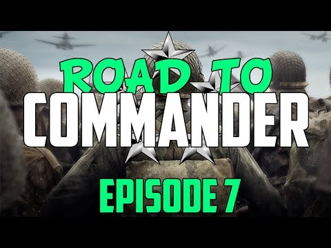 Call of Duty: WWII - Road to Commander - Episode 7! (COD WWI