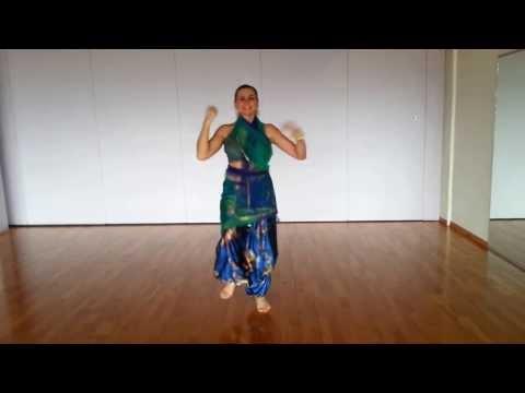 Banno Ki Saheli - Chorégraphie De Rafaela T. Bollywood Dance Genève