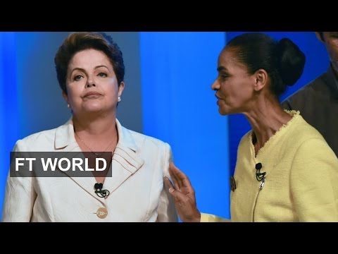 Brazil election brings a battle of ideas
