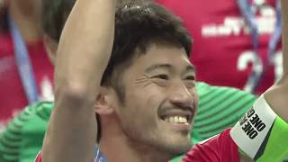 2017年11月25日(土)に行われたAFCチャンピオンズリーグ 決勝 第2戦...