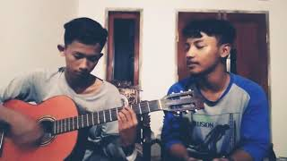 Download lagu menunggu kamu versi reggae gitar cover anji Oky feat Ryan