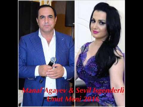 Manaf Ağayev & Sevil Isgəndərli - Unut Məni