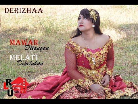 Lagu Keren Mawar Ditangan Melati Dipelukan - Tasya by MD Derizhaa (Video Lipsing)