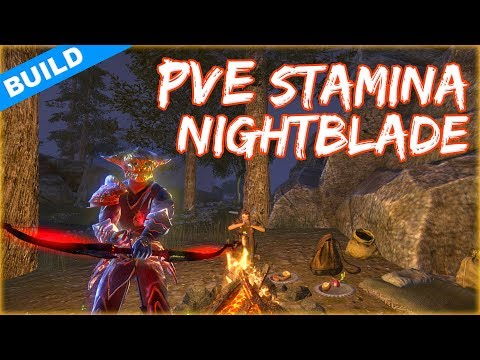 Elder Scrolls Online Nightblade Build Reddit