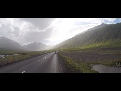 Cycling the Ring Road of Iceland HD
