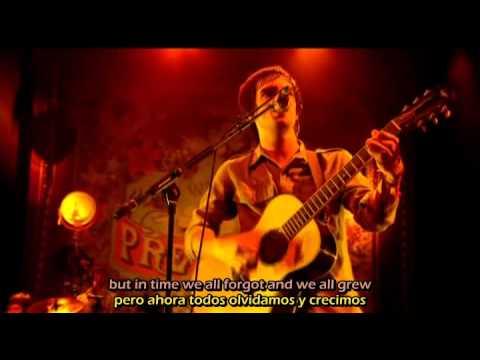 Panic at the Disco - Folkin' Around [Karaoke Español - Ingles] [Subtitles english - spanish]