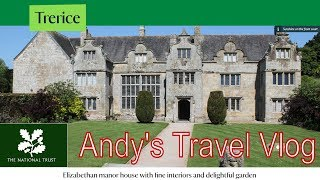 Andy's National Trust Travel Blogs: Trerice, Cornwall