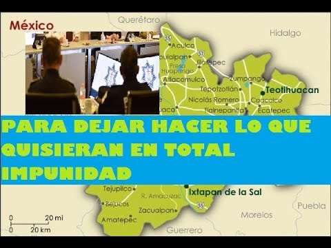 Varios Comandantes Del Edomex Pactaron Con El CO En Varios Municipios, Menciona SSC
