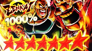 NAPPA ZENKAI 3 TRATTORE? TESTIAMOLO! Dragon Ball Legends