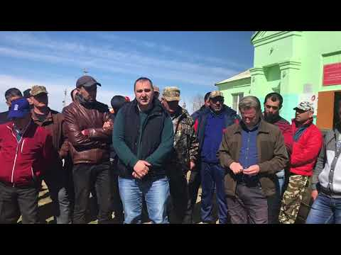 Мы требуем прекращения преступных действий главы администрации, - жители Дубовки