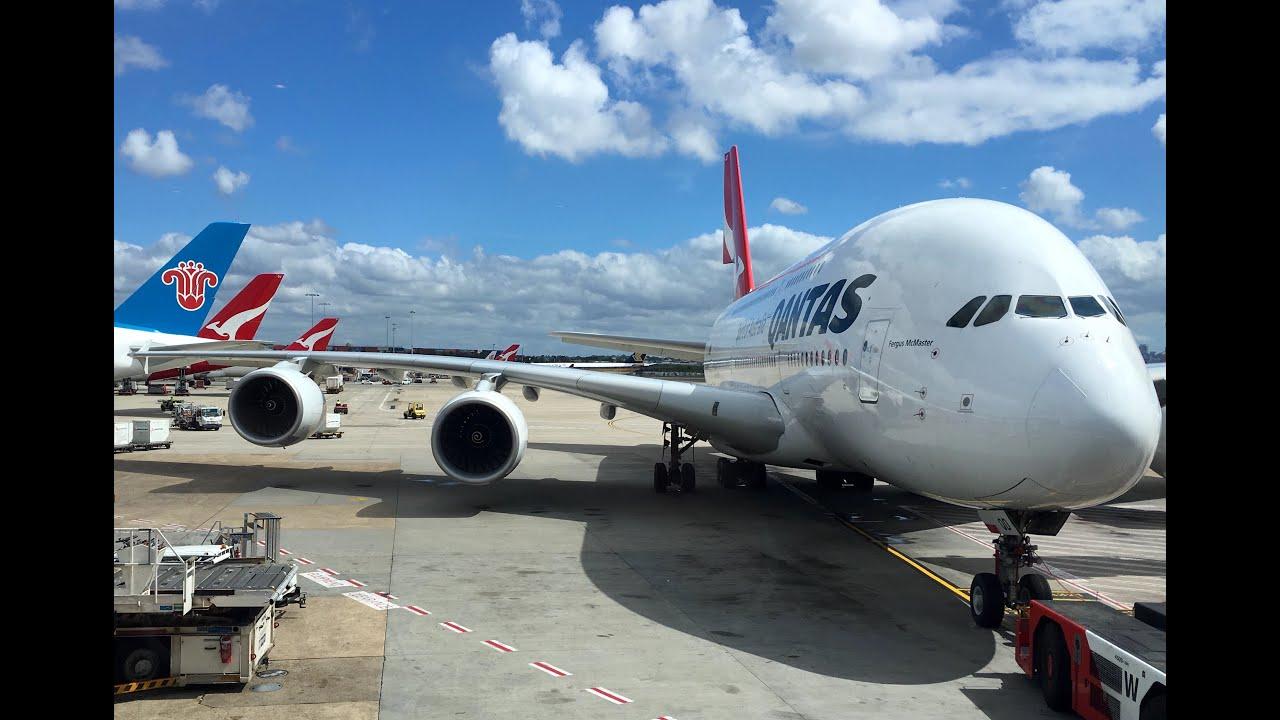 qantas a380 business class flight report melbourne to. Black Bedroom Furniture Sets. Home Design Ideas