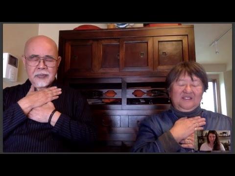 Global Reiki Webinar: The Essential Nature of Reiki Energy with Phyllis Furumoto & Hyakuten Inamoto