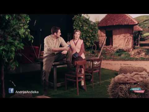 Andrija i Andjelka  Kako se Andjelka udvara Petru Strugaru?