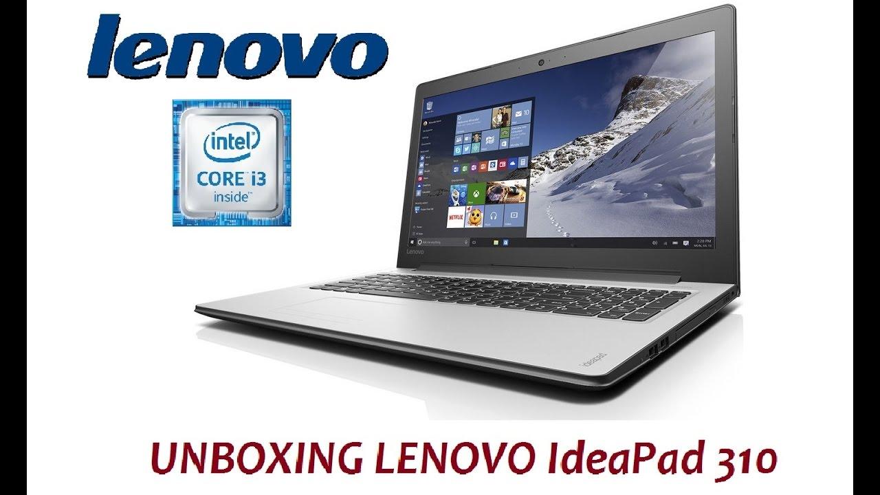 44fb73362 Laptop Lenovo IdeaPad 310 - Unboxing - Primeiras impressões do ...